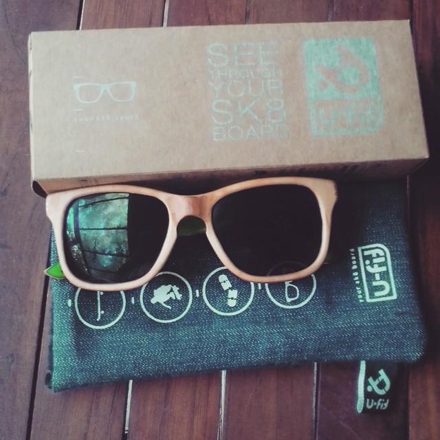 Anteojos reciclados de tablas de skate!  #seethroughyoursk8board  #anteojosdeskate  #anteojosdemadera  #anteojosreciclados  #anteojosdemaple  #sunglasses  #anteojos