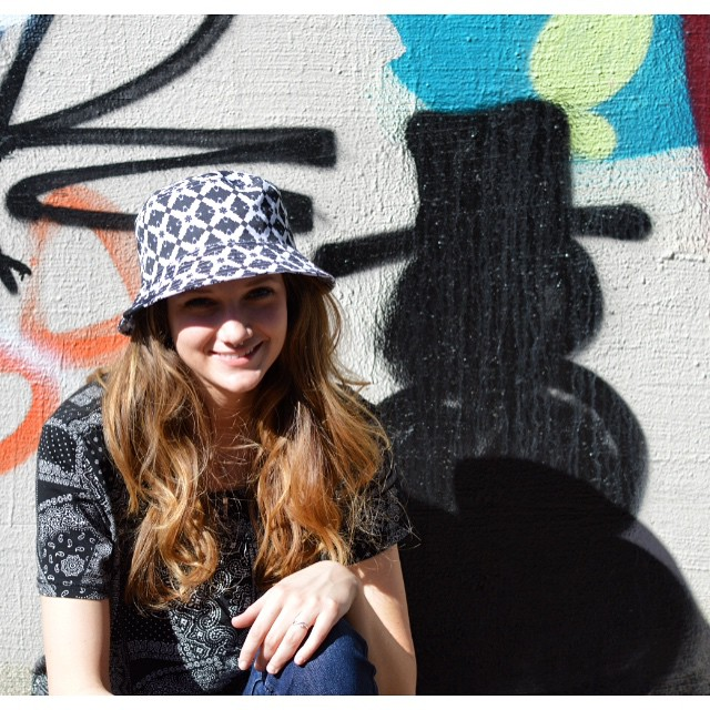 Reversible bucket hat on sale through www.frostyheadwear.com #FrostyHeadwear #BucketHats #1of50 @thatsavagehipppy @savagehipppy