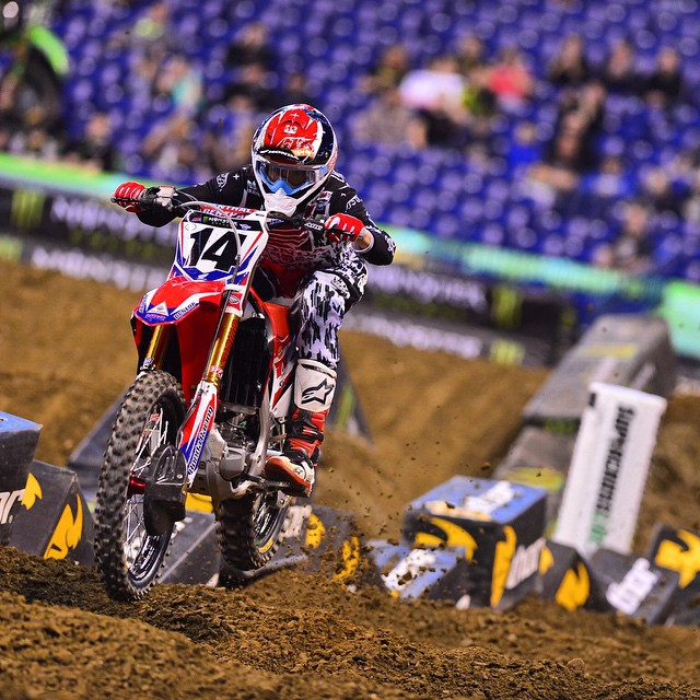 We've waited all week for this, have you?  @coleseely #IndySX #SEEHAPPY