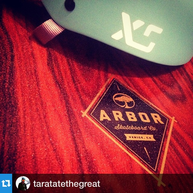 We are excited to now be available @arborsantabarbara shop! Great shop and fantastic people! Stop in to check it out! @taratatethegreat @ameliabrodka  Repost: #Stoked to be supporting @xshelmets at @arborsantabarbara! We've got colors for guys & girls,...