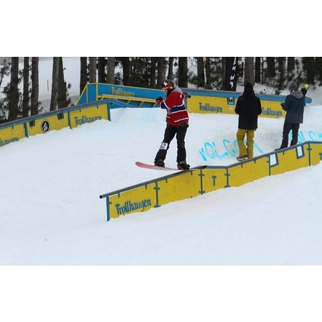 Team rider from #Minnesnowta @azizipflipsen❄️ @trollhaugenparkcrew @trollhaugentroll #Wisconsin❄️#Snowboarding
