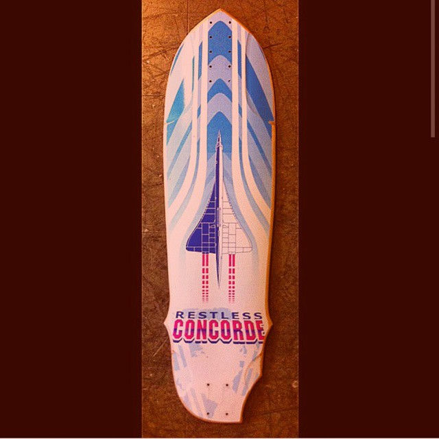 @daggers_rule knows what's up with special cuts. Here is a pimped #restlessconcorde