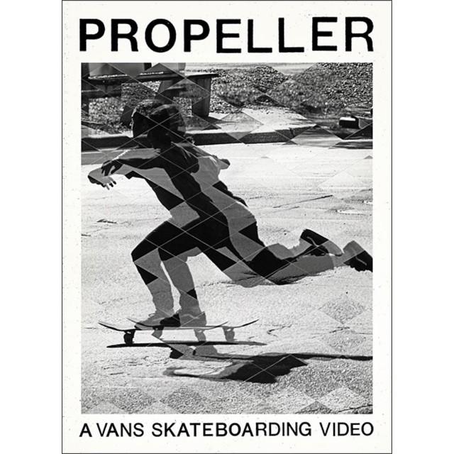 En mayo se estrena PROPELLER, la primera película de skate de la marca. No podemos más de la manija