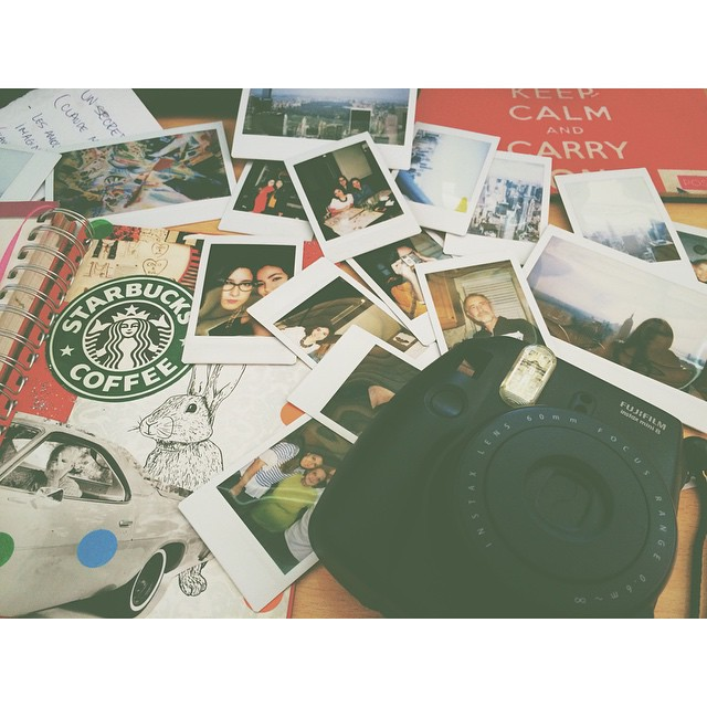 Moments #2014 #nyc #newyork #miami #buenosaires #polaroid #fujifilm #instaxmini8 #apple #iphone #keepcalm