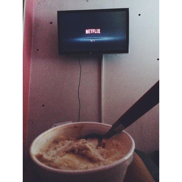 Ice cream & movies