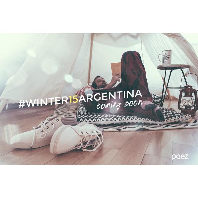 En #Argentina se viene el frío... Que ganas!!