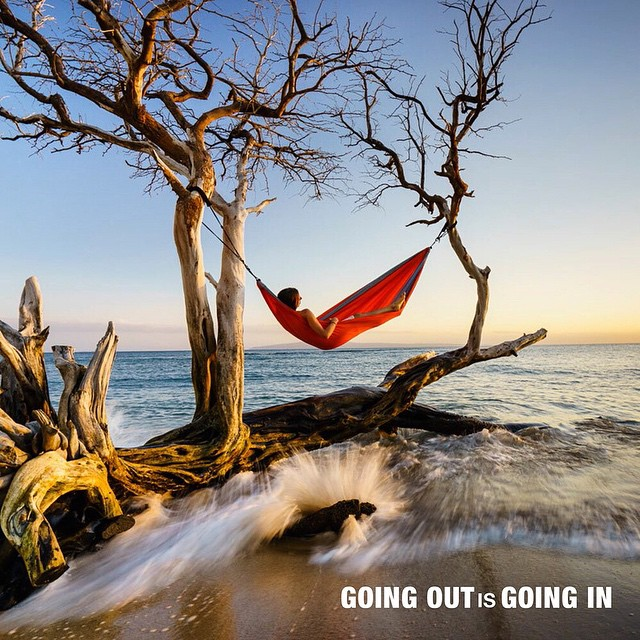 Out today! #GoingOutIsGoingIn, a photo book edited and curated by @jeffjohnson_beyondandback and @jjamesjoiner and featuring @chrisburkard @ben_moon @andy_mann @beccaskinner @samhorine @tamarahastie @forestwoodward @jamesqmartin as well as Jeff and...