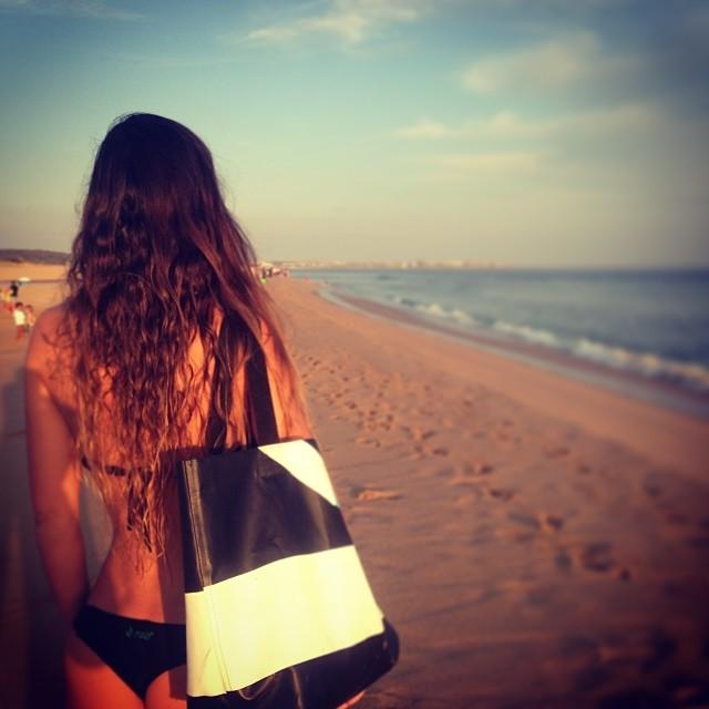 #supersurf days @joseignacio #pde. @joaquina81 recién salida de #surfear. www.mafiabags.com
