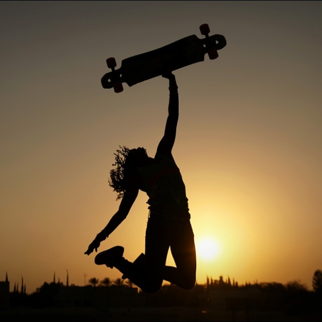 This was such a rad year for female #longboarding and there's still so much work to do. Let's stick together and rock 2014 harder, cause we're here for good. Happy new year family! Pic Gádor Salís #longboardgirlscrew #weredoingittogether