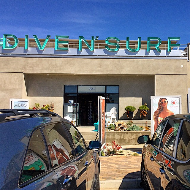 You can find the new wave in surf wax candles at the legendary Dive n' Surf in Redondo Beach, CA! #uluLAGOON #creators #surfwaxcandles #surfshops #divensurf #thenewwave  #redondo #redondobeach #surfing