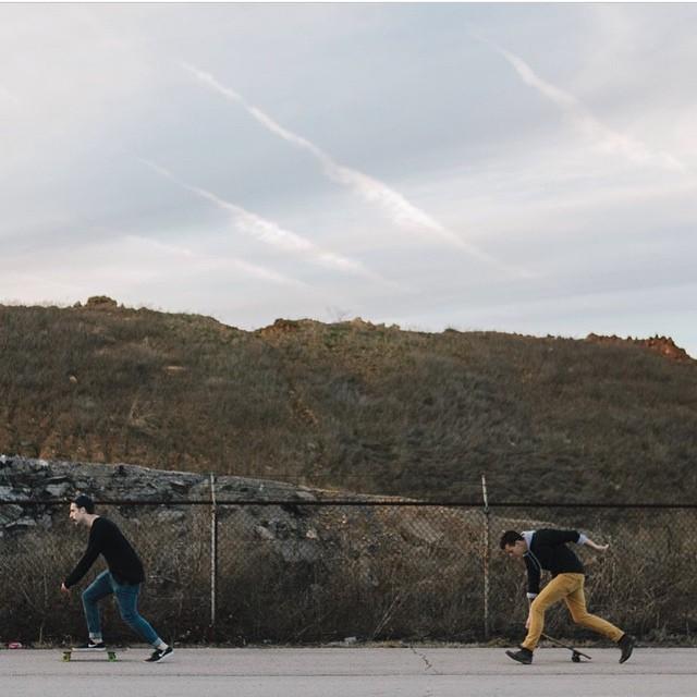 Get out there and skate today. #handmade #handmadeskateboards #nashville #SkateTheEdges