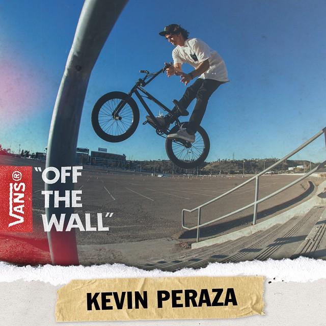 El año pasado @kevinperaza se convirtió en el primer mexicano en participar en los X-Games (Austin 2014). El sábado será uno de los protagonistas de la demo de BMX en el Parque Extremo Costanera Norte