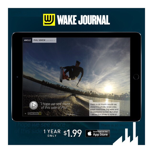 @philsoven wrapping it up in the first issue of @wakejournal!  #InCTRL #WhyCTRL #Wakeboarding #Wakeboard #PhilSoven