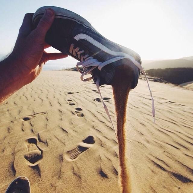 Re post @vansaustralia. Momento de salir a explorar el verano con tus Vans? Mostrarnos cómo en #culturavans !