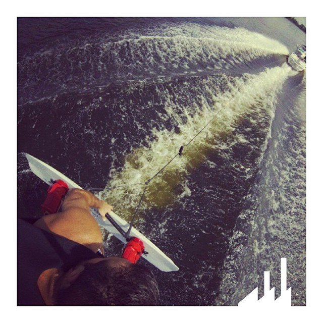 Now that's a selfie!  Photo Cred: @Tony_Carroll  #Method #Wake #Wakeboard #Wakeboarding #InCTRL #CTRLwake #WhyCTRL