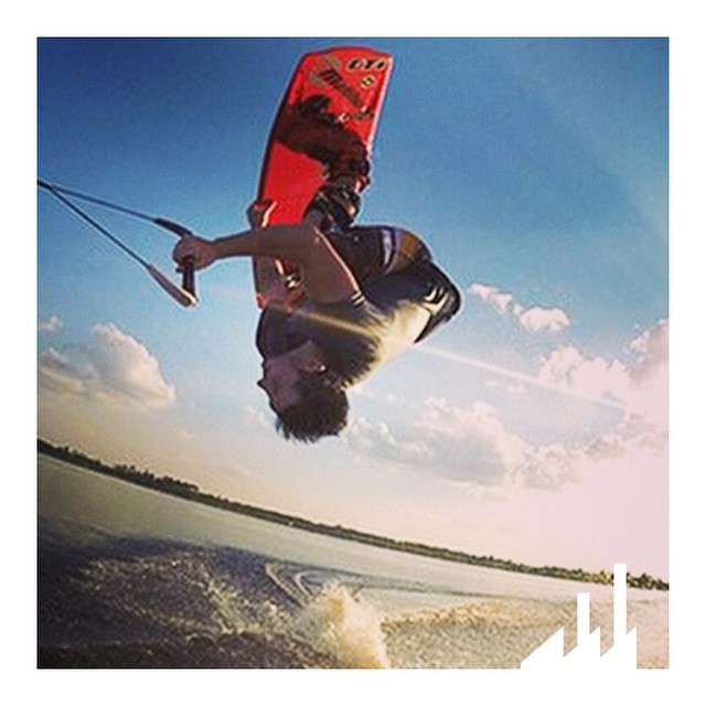 The man, the myth, the legend @PhilSoven looking on to 2015!  #WhyCTRL #InCTRL #Wakeboarding #Wakeboard #Wake #Mute #2015 #Sunset