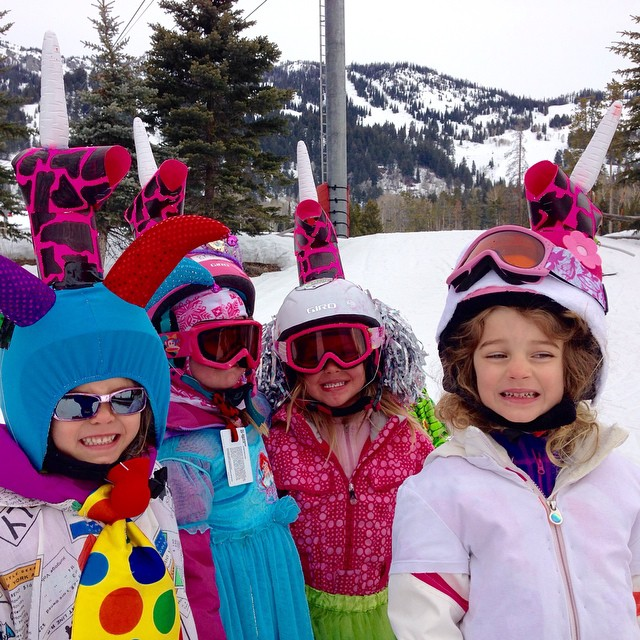 We posted a picture of Team Girafficorn yesterday on our Facebook page and couldn't believe the response! Just so you know - Team Girafficorn was spawned from a sticker given to a ski school instructor - that she proudly displayed on her helmet. Big...