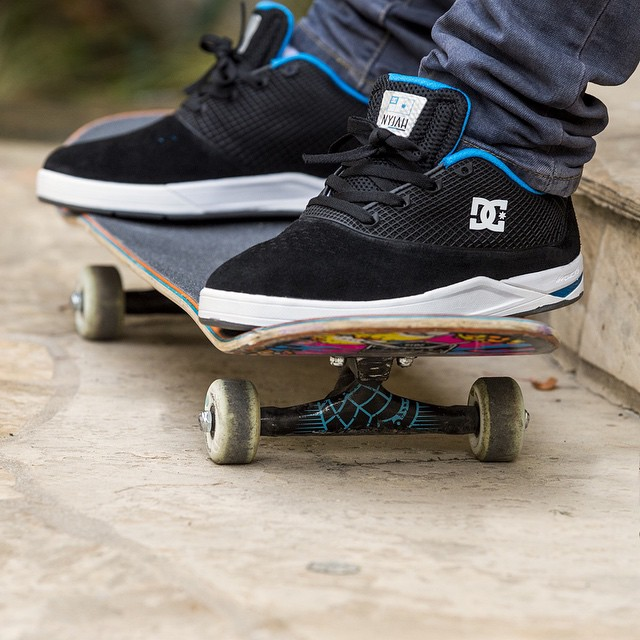 Designed and tested for unrivaled support, impact cushioning, and durability the N2 by @nyjah_huston is the pinnacle of skate shoe performance. Available now in 2 colors at dcshoes.com/n2 #DCShoes #N2byNyjah