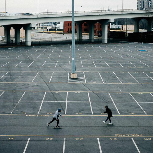 It's a little grey. . . Photo cred: @_anchored #Nashville #skate