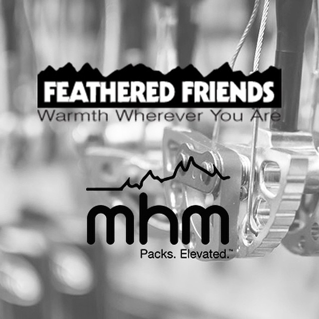 NEW DEALER ALERT: We are stoked to have packs in the @featheredfriends1972 shop in downtown Seattle! We're huge fans of their sleeping bags and their shop is super rad, carrying only the best outdoor brands available...we're honored. #PacksElevated...