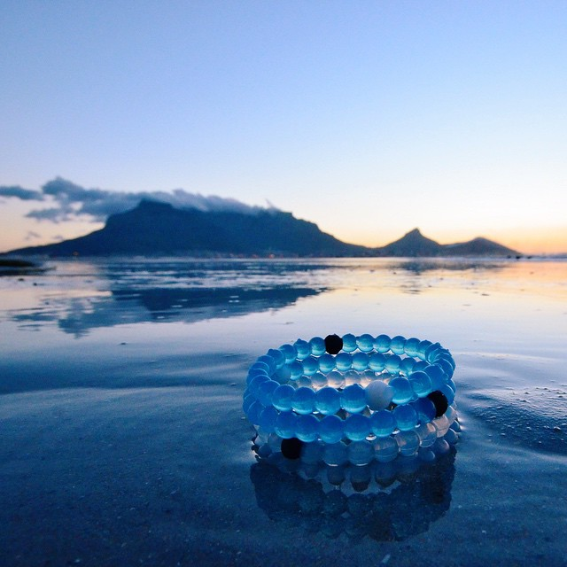 Feeling blue never felt so good #livelokai Thanks @craighowes