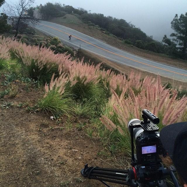 Canyons for breakfast. #NetsToDecks Making movies with @weintraub92 @petercambor @ianwmcgee @la_drones