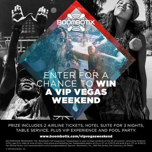 Wanna get away? Click the the link in our bio to enter for your chance to win a VIP Vegas Weekend! Tag your friends for multiple chances to win #lasvegas #getaway #sweepstakes #bottleservice #poolparty #hotelroom #signup #dontmissout #epictrips #boombotix