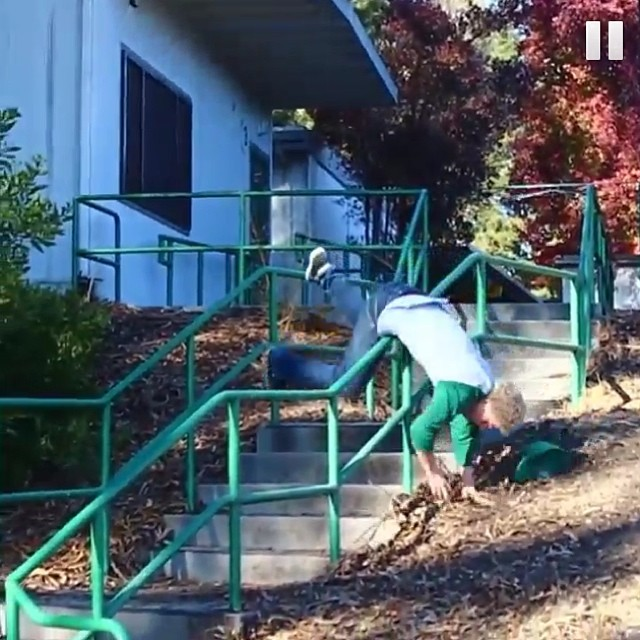 @garrettginner has a new edit up, go check it out it's full of bangers to start 2014 off right. Edit is on our fb page STZ-canvassed apparel or his YouTube channel. YouTube.com/garrettdavidginner #skateeverydamnday #stzlife #tripplekink or #quadkink...