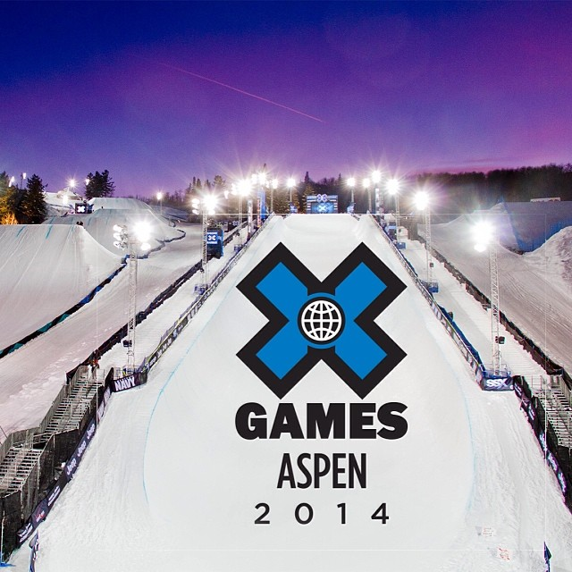 Happy New Year! See you in Aspen in 22 days. #xgames