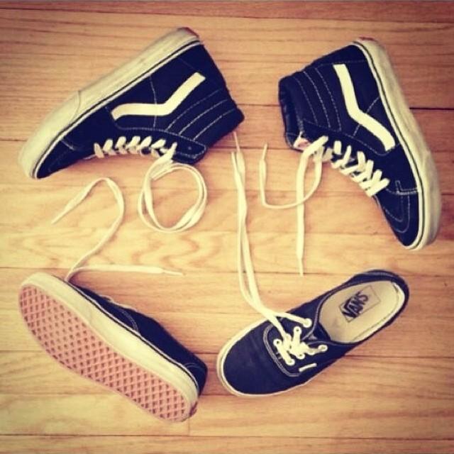 Re post @vansbrasil. Nos espera un gran año ! Feliz 2014.