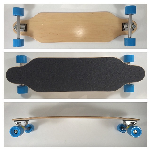 #lunar top mount complete #longboard with mild #concave and #camber this is a sweet ride. #longboarding #concretewave #topmount #flexy #freeride #cruise #surf #carve #skatelife #skateshop #skateboard #love #getbuck