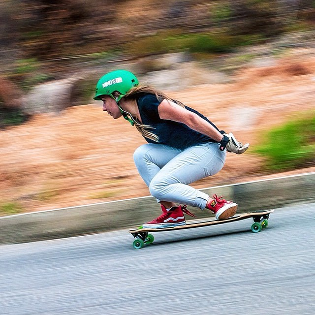 We found this rad photo of @hartmannamanda through the #longboardgirlscrew hashtag! Tag your photos for a feature. Keep shredding ladies of the world!  @otavio.0 photo  #longboardgirlscrew #girlswhoshred #amandahartmann #womensupportingwomen