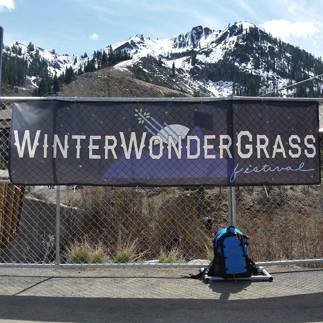 Gettin' ready to get have some fun at Winter Wonder Grass Tahoe!  @squawalpine #wwgtahoe #bluegrass #Cascade #musicfestivals #graniterocx