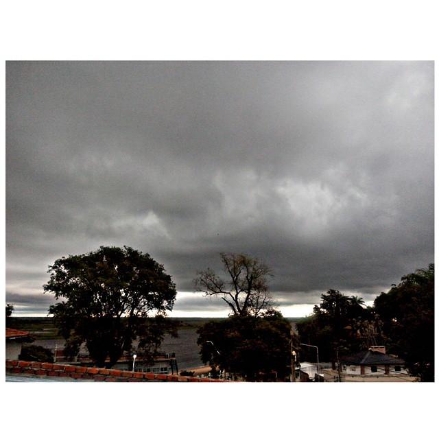 La tormentita de hoyy