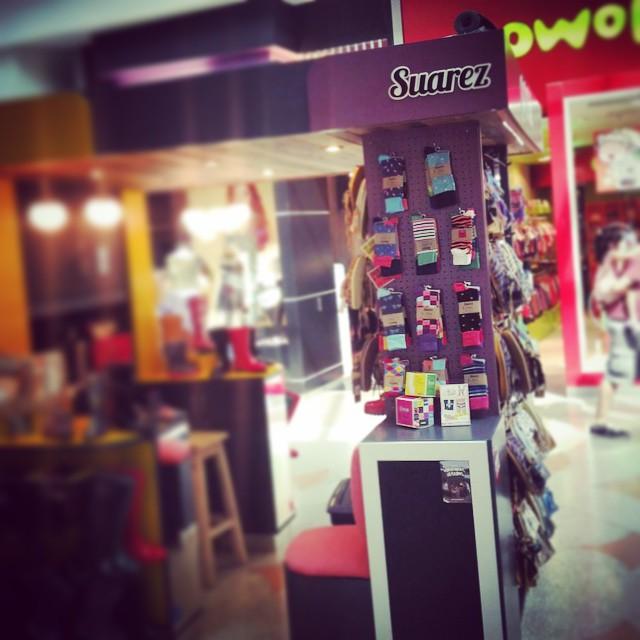 El otoño no se hizo esperar. Pasá x el stand de @tiendasuarez  en Alto Avellaneda y llevate tus #MediasConOnda #style #socks