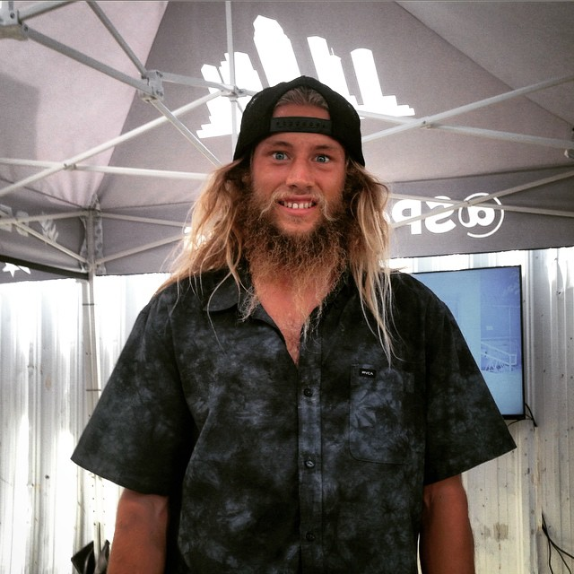 @greyson_fletcher aka swamp thing aka meatball aka greydogg has been terrorizing Florida transition this past week and is now @spottampa to continue the shred.. watch out! #tampapro2015
