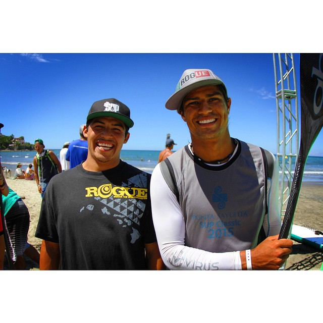 A big congratulations to team riders @bichosup and @fernandostalla with a second and third place finish in the men's technical race! #puntasayulita #RivieraNayarit #sup #standup #standupmex