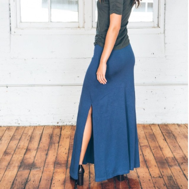 Are you ready to show some leg this #spring? Try our #new maxi skirt collection. #style #fashion #newseason #collection #changes #wardrobe #refresh
