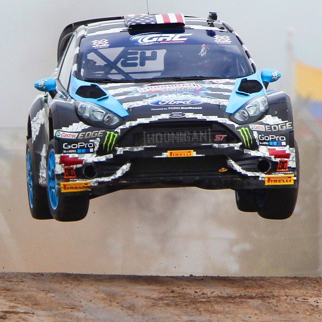 Five-time medalist @kblock43 has confirmed that he will compete in RallyCross at #XGames Austin this June. (