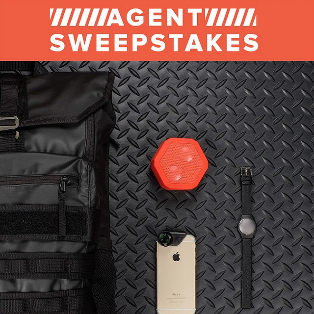 We teamed up with @timbuk2, @olloclip and @misfitwearables to bring you the Agent Sweepstakes! Enter by clicking the link in our bio.