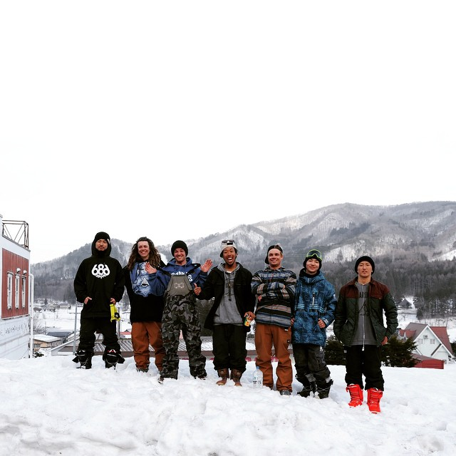 Flux Bindings is proud of this talented crew of creative minds out in Japan right now. They're filming for what is going to be an amazing web episode released in Fall 2015. It'll be a good one! Photo by: Zizo @zizophoto #FluxBindings #Japan #webseries