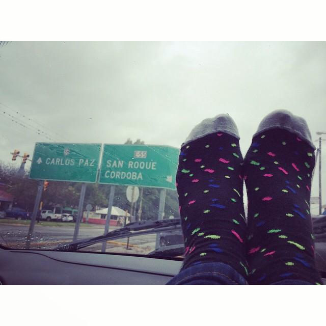 #ruta #cordoba #FinDeFindeLargo #socks #style #LlegóElFresquete #MediasConOnda