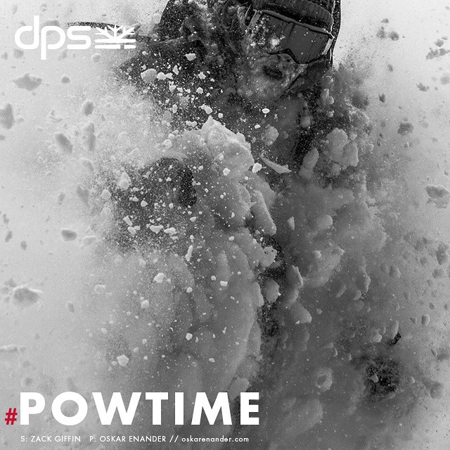The White Walkers are coming. DPS Koala, @zackgiffin @mtbakerskiarea. Dial in your #Powtime quiver for late storms and Southern Hemisphere trips. Photo: @oskar_enander.