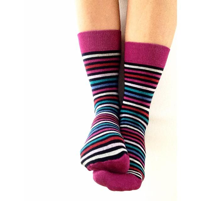 El fresquito llegó para quedarse #socks #style #MediasConOnda #YoUsoSuarez