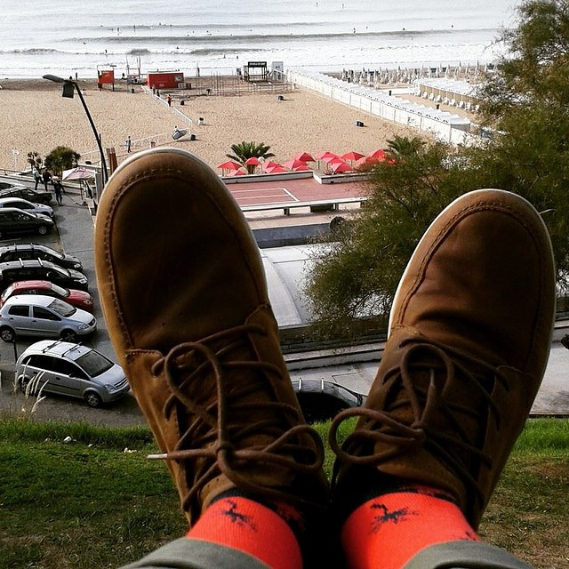 @sebas_ventura luciendo sus Reef sneakers. SHOP NOW: http://www.reef.com.ar/guys/shoes.html ‪#‎reefguys‬ ‪#‎sneakers‬ ‪#‎autumn‬ ‪#‎reefargentina‬