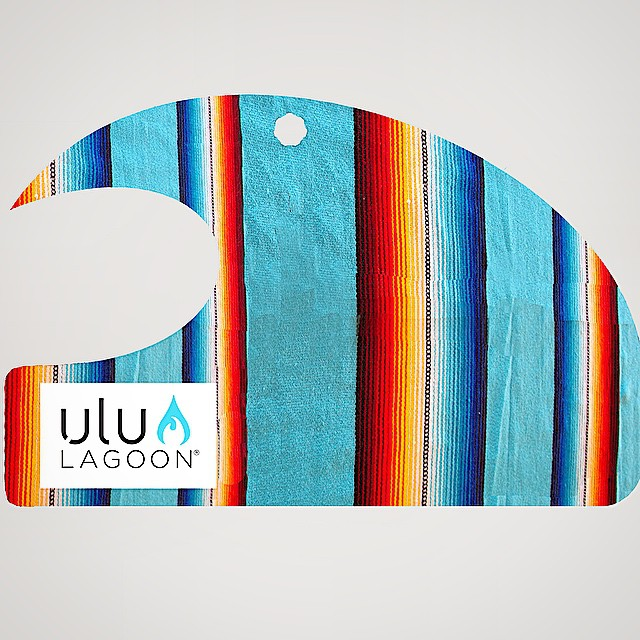 "A sneak peek of the soon to be released ""Baja"" mini wave surf wax air freshener from  ulu LAGOON! Let us know what you think. #uluLAGOON #baja  #styleformiles #coastal #beachculture #miniwave #surfshops #gottahaveit #newdesigns #surf #wax..."