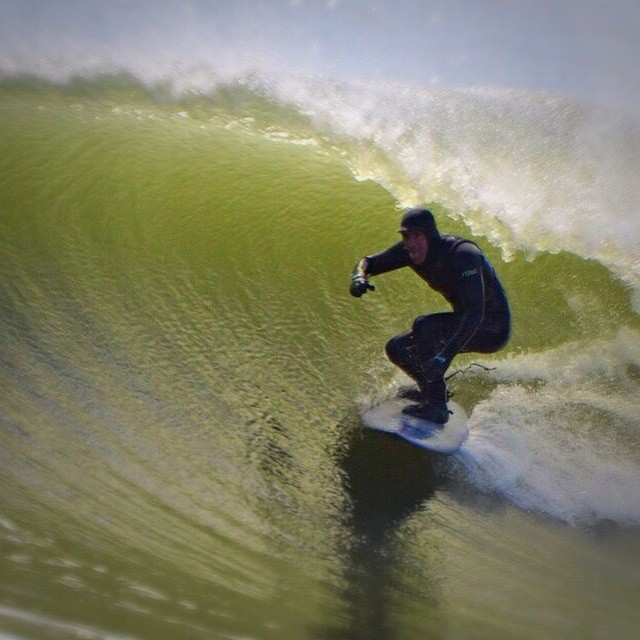 Adam Green Going Right In His Tumo Hooded Full @greenstrype PC @ashleyycannonn