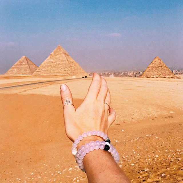 Go down in history #livelokai Thanks @baconnbit