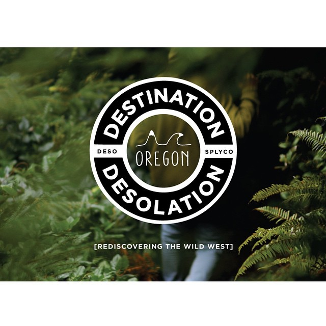 DESTINATION : DESOLATION  Coming soon to a Vimeo near you. The first installment of our visual series with @rotorcollective. _ #desolationsupply #DESO #itswayoutthere  #DestinationDesolation