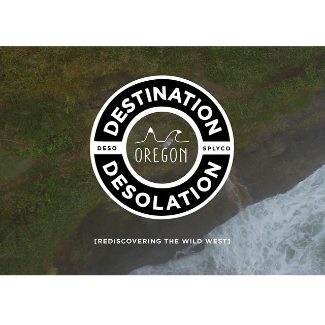 DESTINATION : DESOLATION  Coming soon to a Vimeo near you. The first installment of our @desolationsupply visual series with @rotorcollective. _ #desolationsupply #DESO #itswayoutthere  #DestinationDesolation